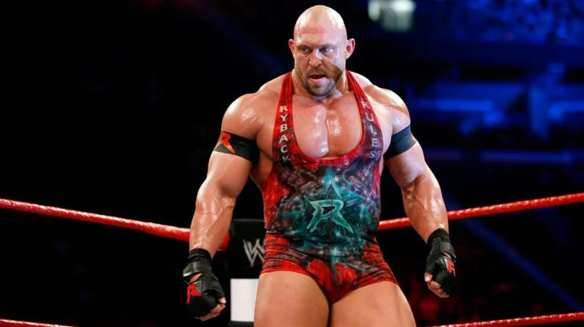 Ryback discusses the results of the Royal Rumble