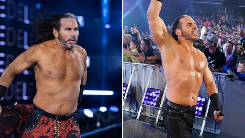 Matt Hardy Might Be on His Way Out