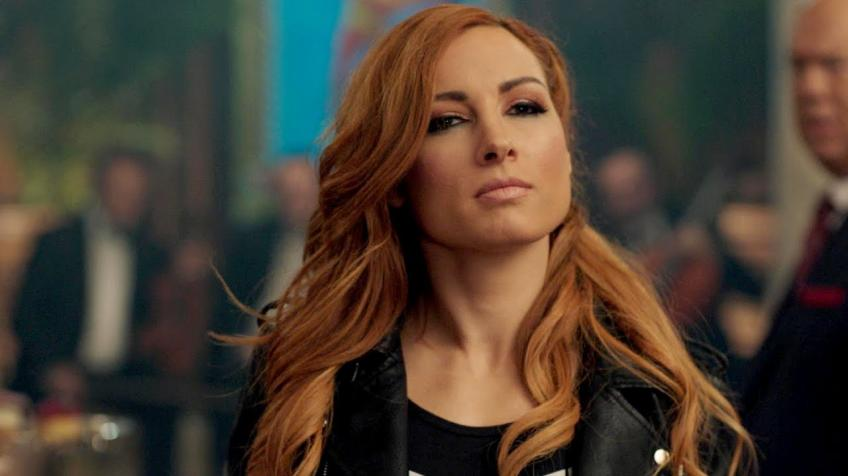 Becky Lynch speaks about why she calls herself The Man