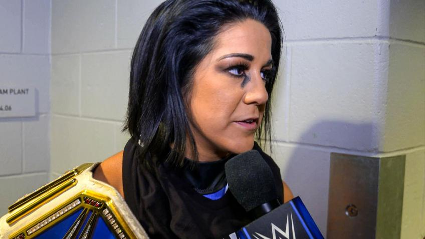 Bayley on achieving her dream of finding success in WWE