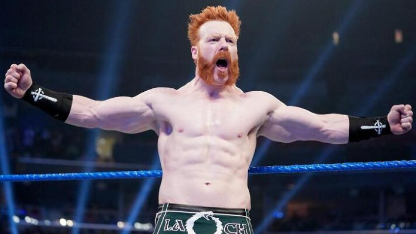 Sheamus talks about how he feels better than ever
