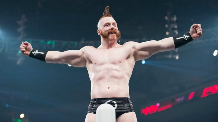 Sheamus discusses changing his diet