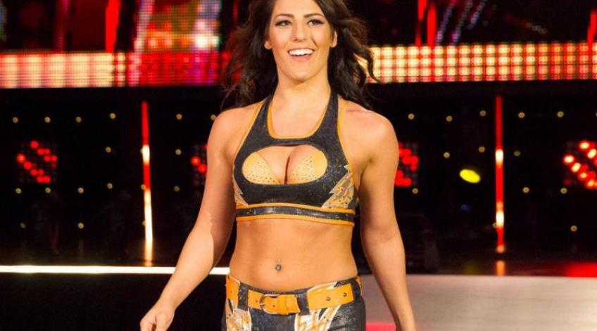 Tessa Blanchard on being able to wrestle in the ring against men