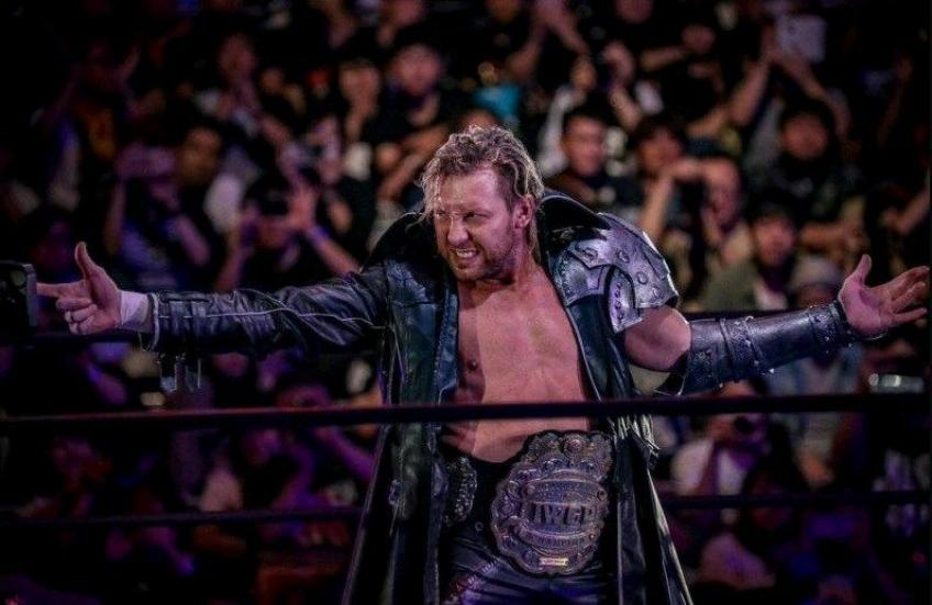 Kenny Omega discusses wanting innovate his own style
