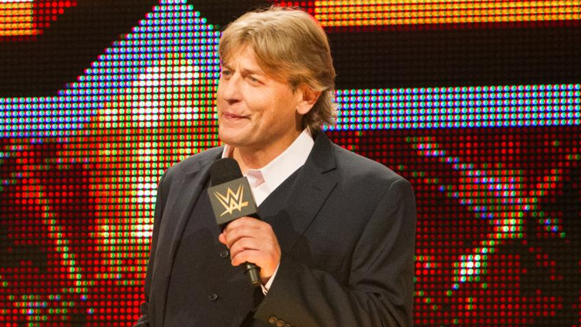 William Regal speaks about being NXT General Manager