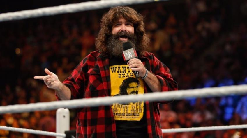 Mick Foley discusses Colt Cabana joining AEW