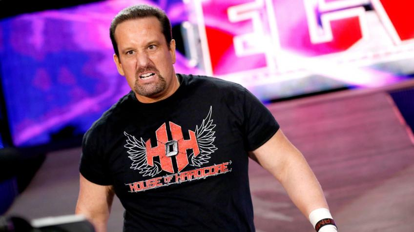 Tommy Dreamer on wrestling Bob Holly for nine minutes while unconscious