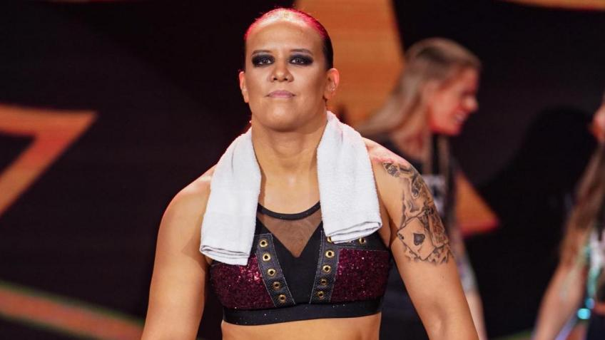 Shayna Baszler on possibly becoming the champion at WrestleMania