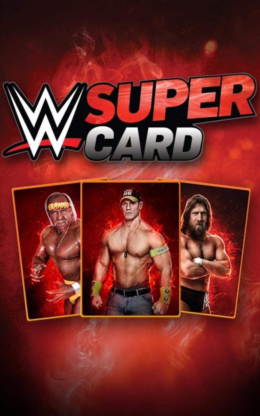 Updates Available for WWE Supercards