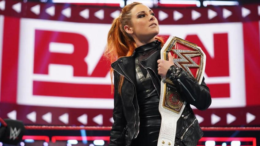 Becky Lynch discusses performing under the current circumstances