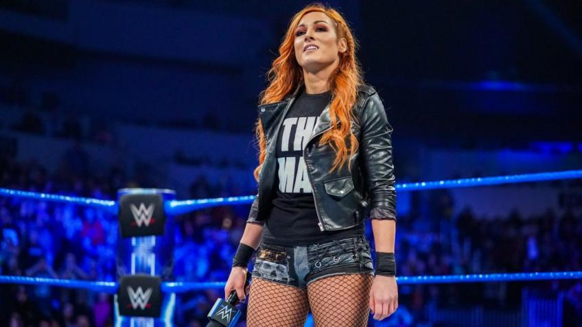 Becky Lynch on coming up on a year as Raw Women's Champion