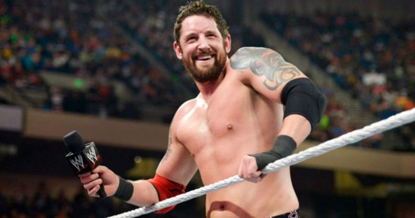 Wade Barrett on being depressed after leaving WWE