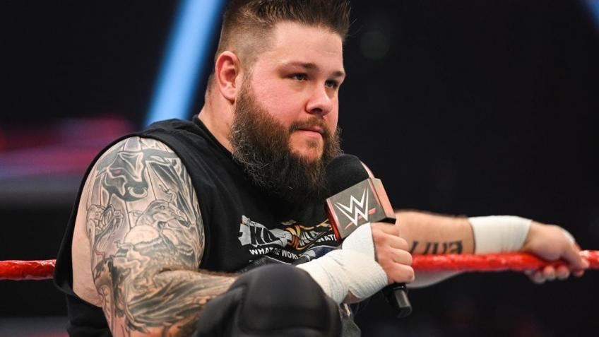 Kevin Owens reveals which legend he wishes he could have a match