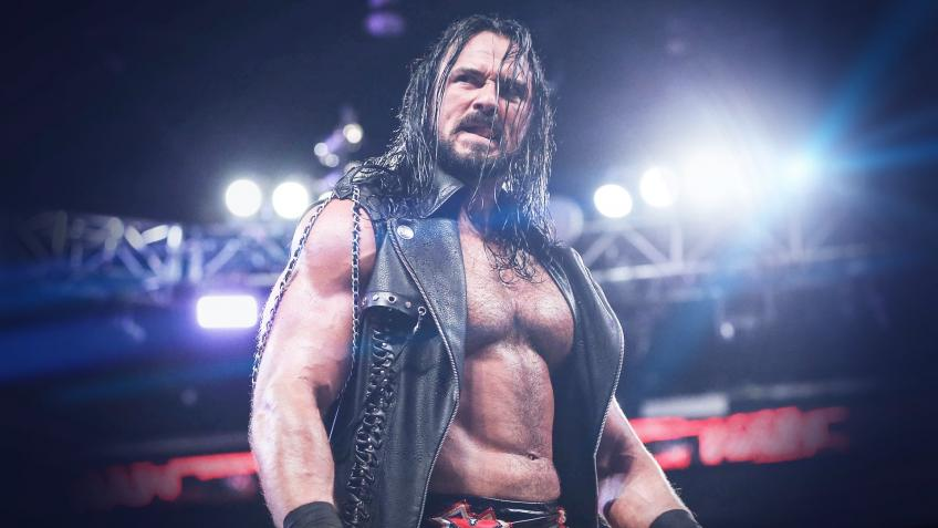 Drew McIntyre on where his career would be if he hadn't been released
