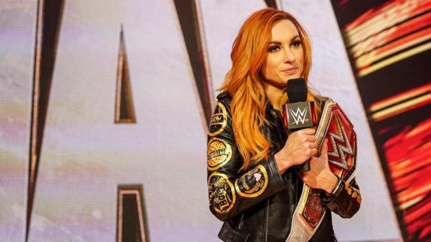 Becky Lynch discusses her win over Shayna Baszler at WrestleMania 36