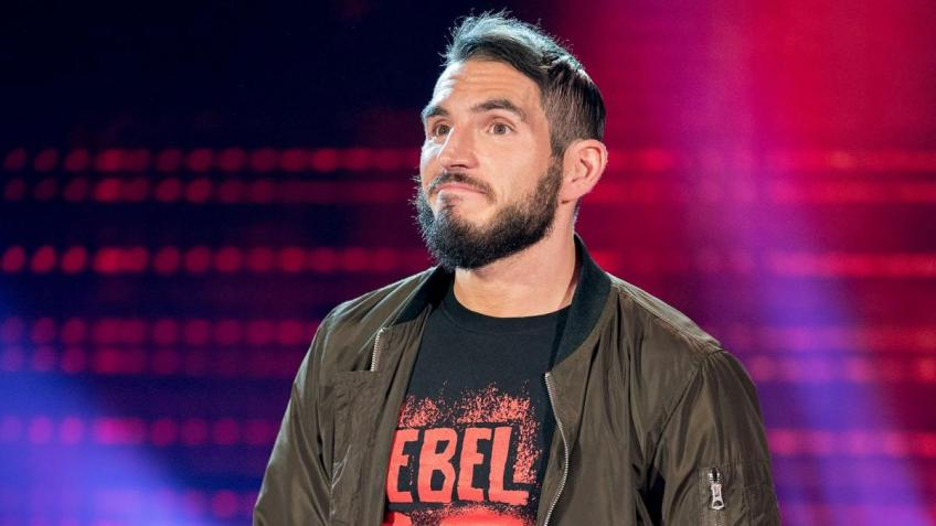 Johnny Gargano discusses his match with Tommaso Ciampa on NXT