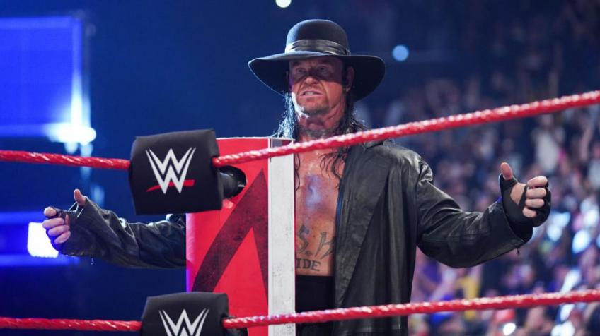 The Undertaker discusses being proud of the Boneyard match
