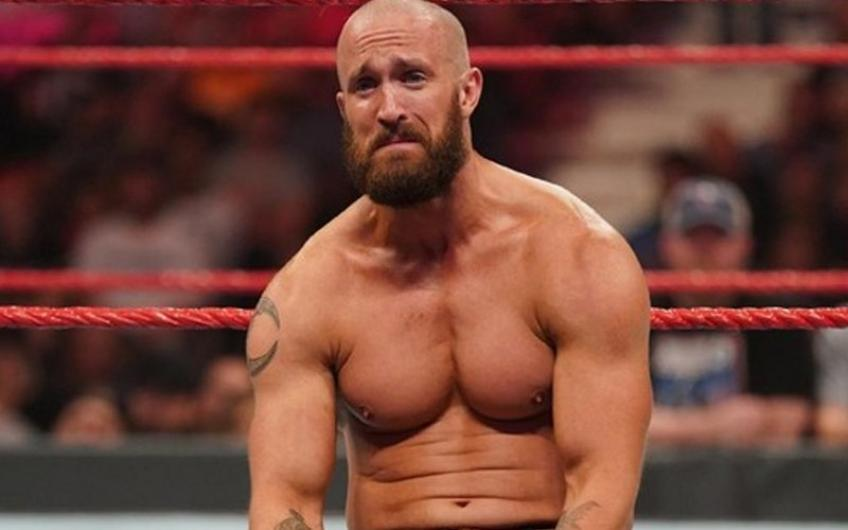 Mike Kanellis discusses his WWE release