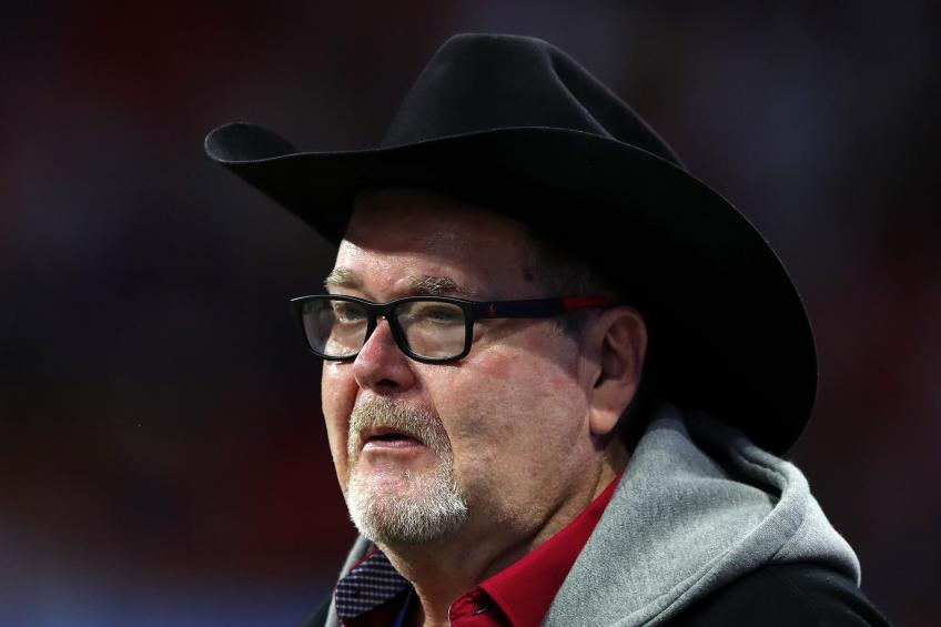 Jim Ross discusses approaching his job as a fan of wrestling
