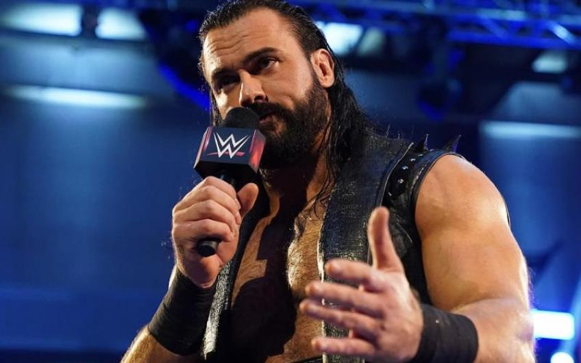 Drew McIntyre explains how he prefers to use bullet points for his promos