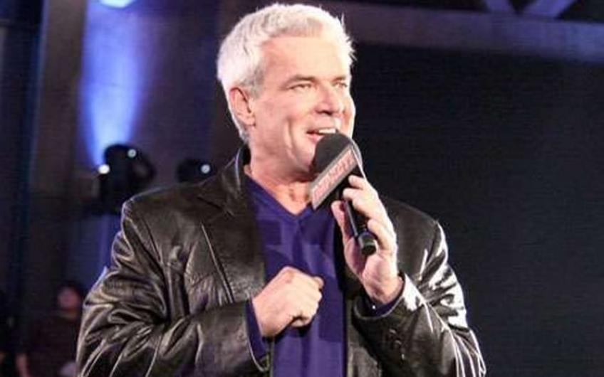 Eric Bischoff discusses his time in TNA Wrestling