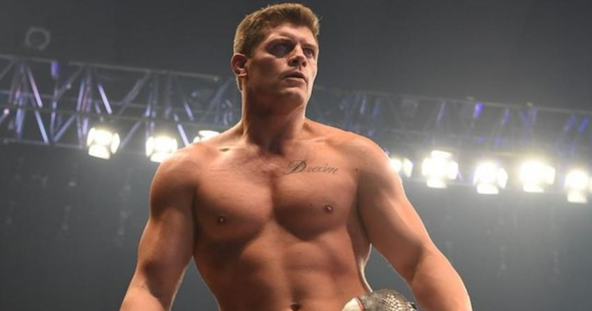 Cody Rhodes Trademarks His Ring Name