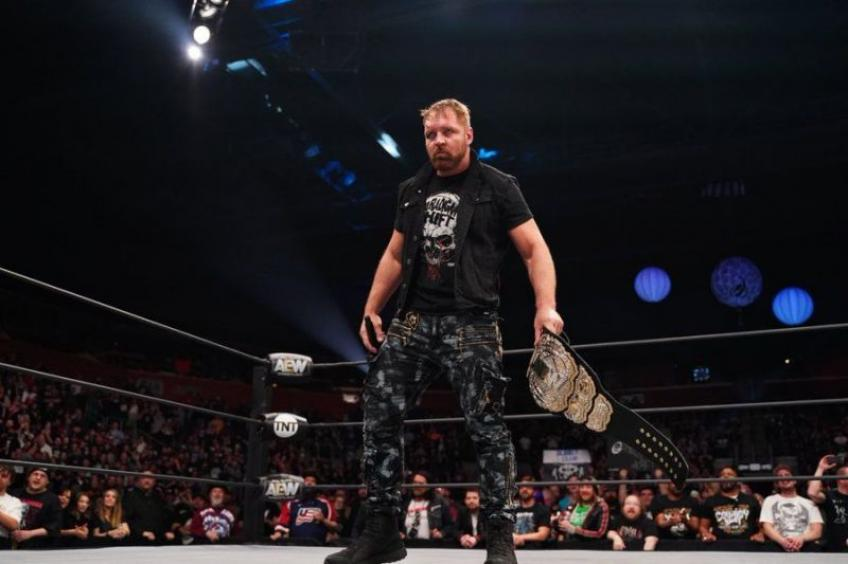 Jon Moxley on putting together a match vs. putting together a fight scene
