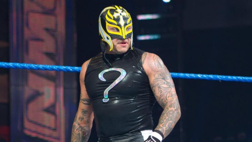 Rey Mysterio reveals who influenced his career