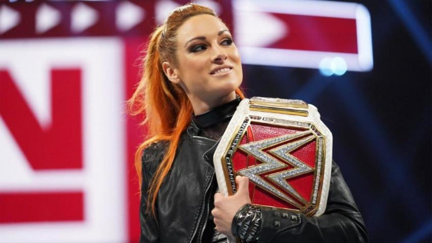 Becky Lynch reveals how she and Seth Rollins are passing the time currently