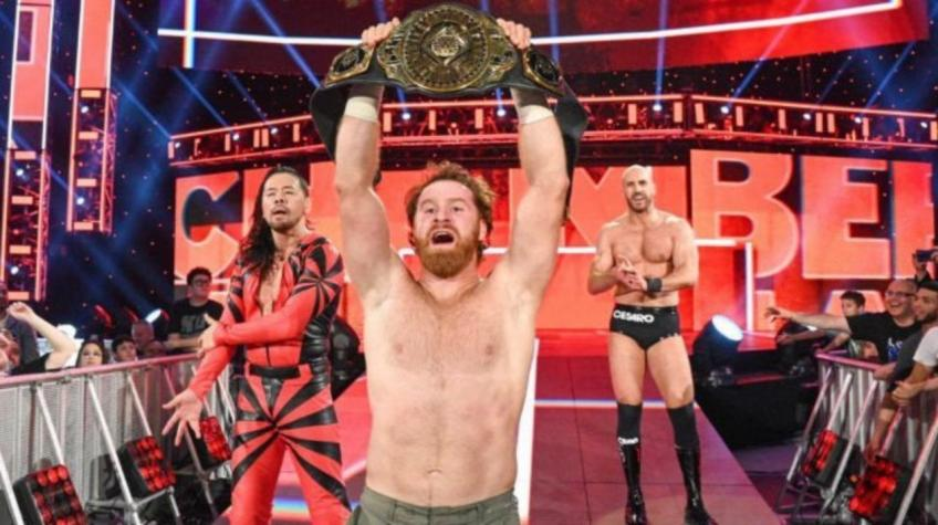 """""""Intercontinental Title officially vacant"""", says WWE"""