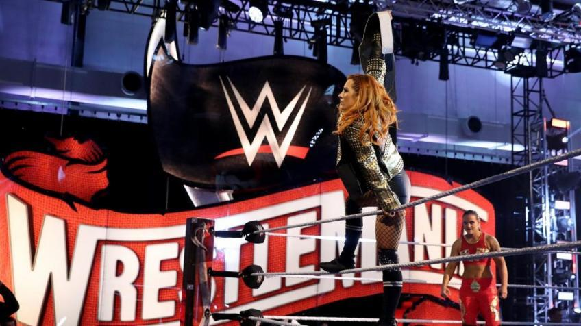 Becky Lynch's pregnancy may have influenced her match at WrestleMania