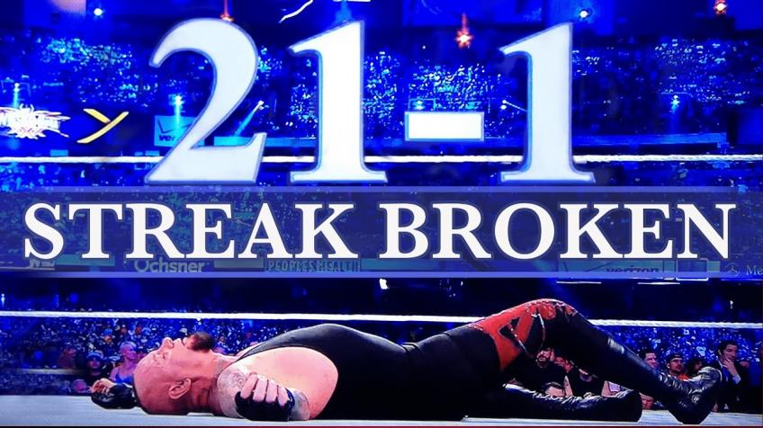 The Undertaker recalls when Vince McMahon told him The Streak was ending
