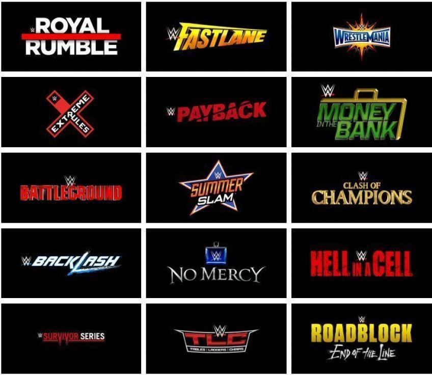 WWE PPV's: a possible change?