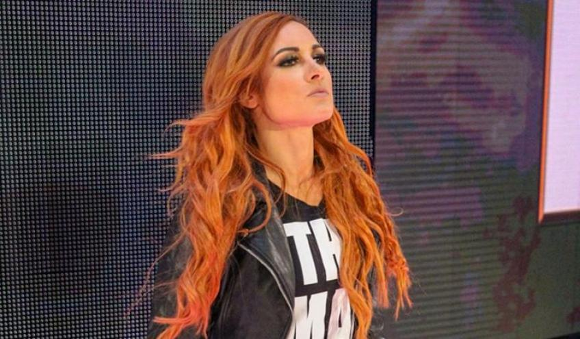 WWE: Alexa Bliss on how WWE let other wrestlers know about Becky Lynch's pregnancy