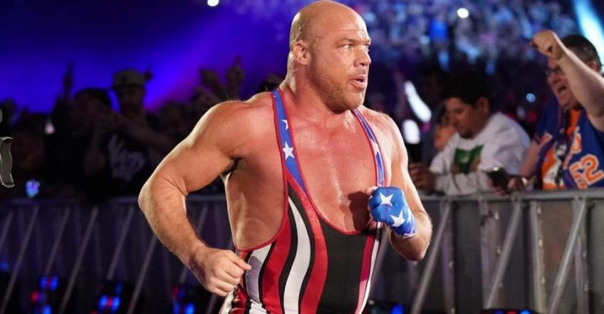 Kurt Angle to return as special guest referee