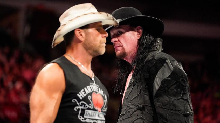 Shawn Michaels discusses his relationship with The Undertaker