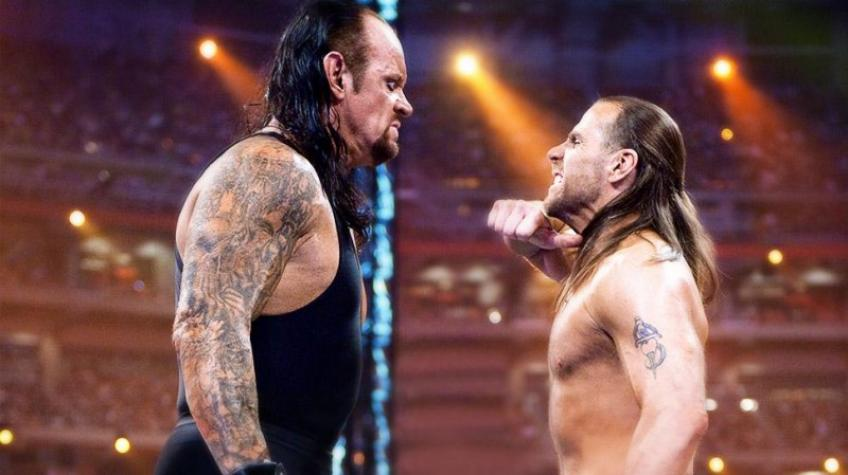 Shawn Michaels recalls his match with The Undertaker at WrestleMania 26