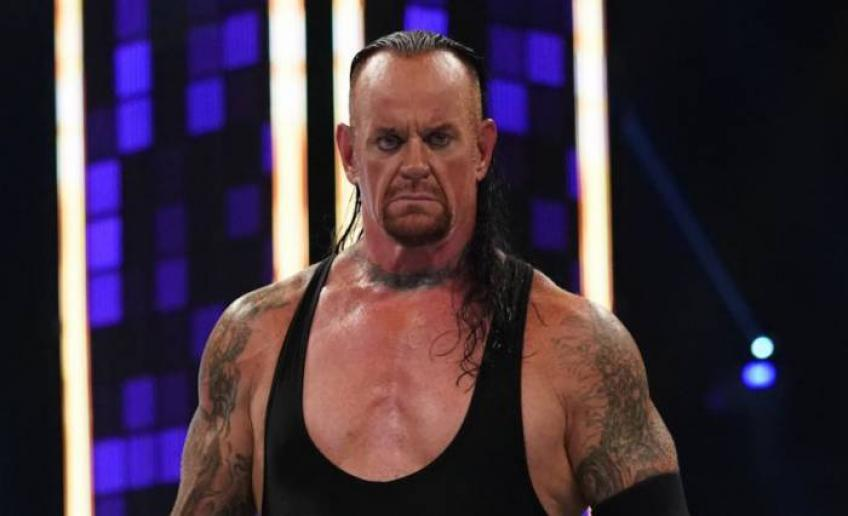The Undertaker discusses having one more match left in him