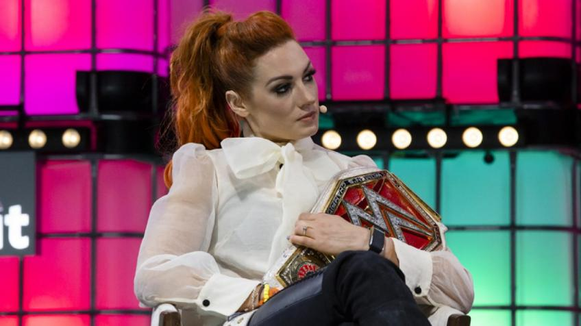 Becky Lynch discusses stepping away from her in-ring career