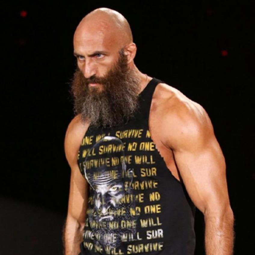 Tommaso Ciampa Talks about Scarlett