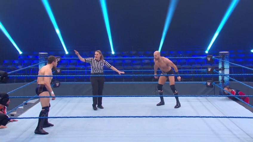 WWE's plan for live crowd at Backlash