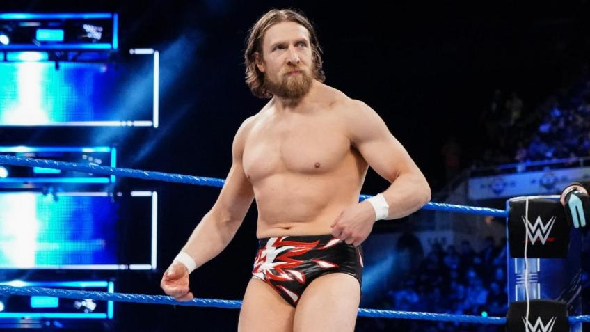 Daniel Bryan: 'I actively did not want to go to WWE'