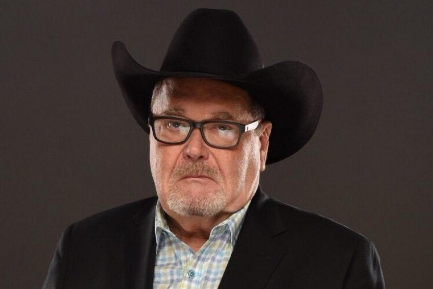 Jim Ross recollects Triple H vs The Undertaker at WrestleMania 17
