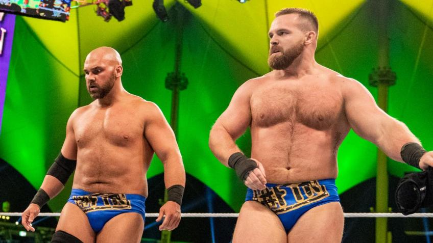 Former WWE Group The Revival Talk about WWE Bookings