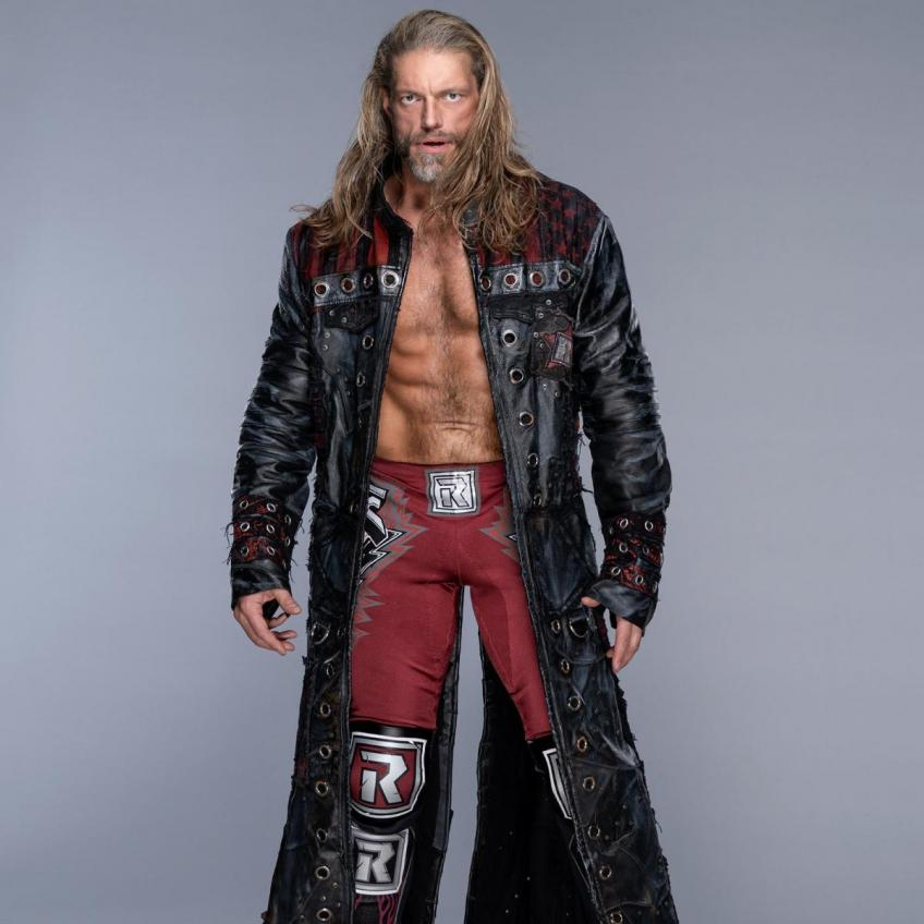 WWE Hall of Fame Edge Might be Injured