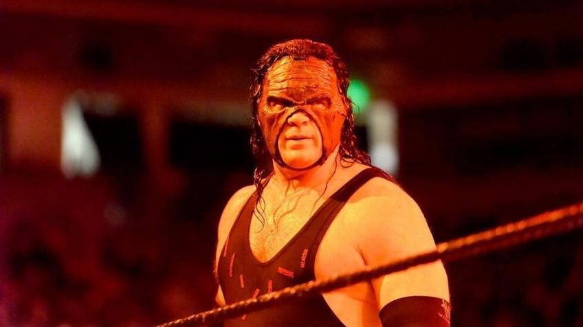Kane reveals the original name of his character