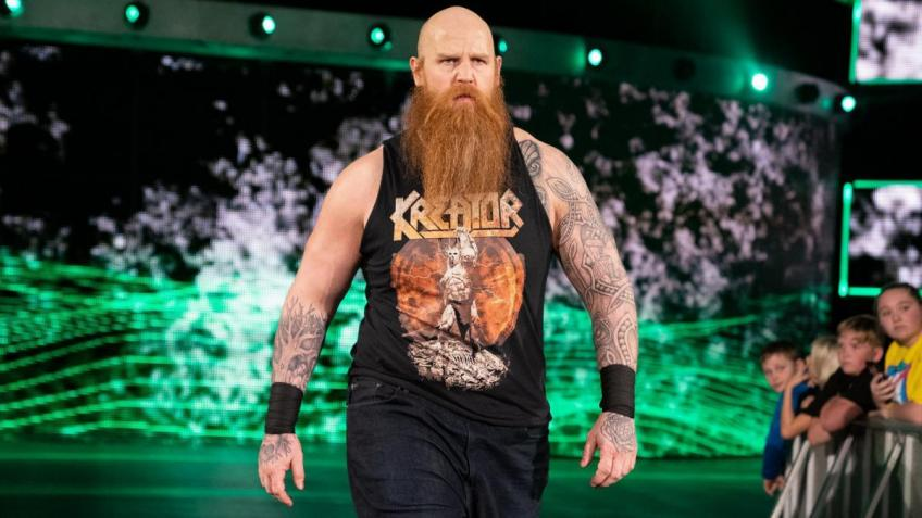 WWE Star Eric Rowan on Not Getting Along with Brodie Lee