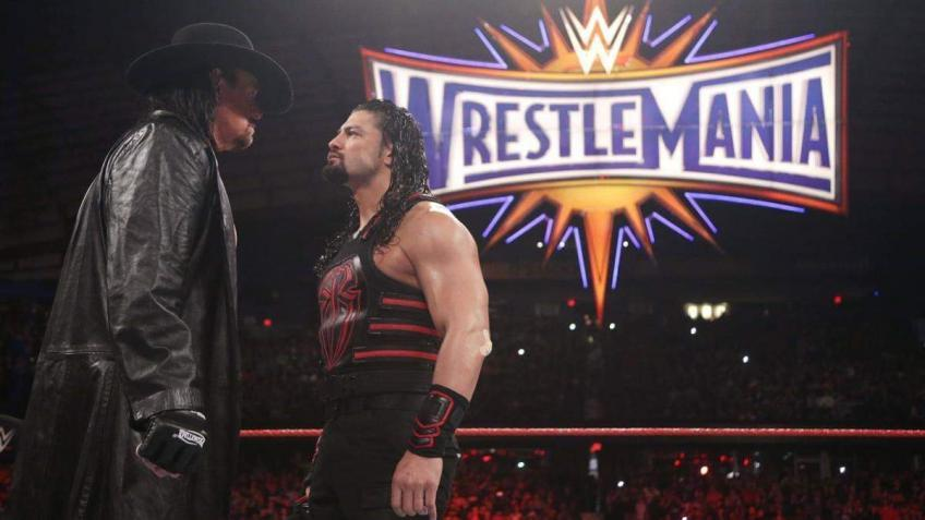WWE cancelled planned singles match for The Undertaker