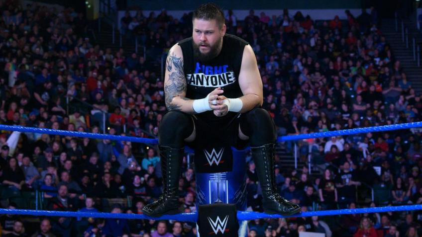 Kevin Owens was not at WWE Raw tapings