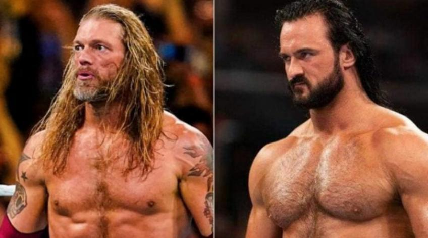 Drew McIntyre wants to face Edge